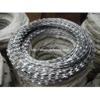 Quality Barbed Tape Concertina wire for sale