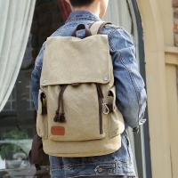 Buy cheap Wholesale Leisure Backpack Men Fashion CanvasBag Computer Bag product