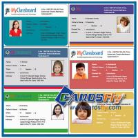 Buy cheap plastic id cards printing product