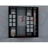 Buy cheap Customized Cardboard Shelving Unit Free Standing Moisture Proof product