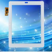 Buy cheap 9.7 / 10.1 inch I2C interface Projected Capacitive Touch Panel 10-Point Touch from Wholesalers