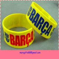 Buy cheap Cheap silicone wristbands &wholesale goods from china silicone wristbands product