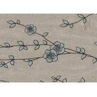 Fashion Bamboo Fiber Material Decorative Wooden Wall Panels Easy To Install