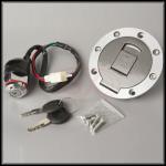 Buy cheap Best quality CDI125 motorcycle lock set fuel tank lock set product