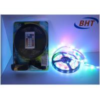 China Programmable Full Color Led Strip DC 5V , Battery Operated Led Strip Lights  on sale