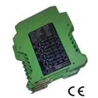 Buy cheap 0~20KHz/0~10KHz to 4-20mA/0-10V signal isolation transmitter(F/V、F/I converter) from wholesalers
