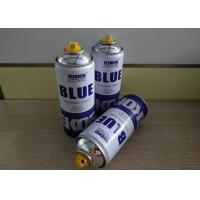 Buy cheap Multi - Purpose Graffiti Silver Chrome Spray Can / Graffiti Spray Paint Low Toxicity Type product