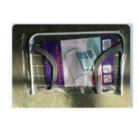 Buy cheap Stainless Steel Plastic Clothes Hangers Folding Telescopic With Hooks product