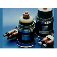 Buy cheap Copper / Aluminum 300mm 400mm Single Core Cable With Metal Sheath 220kv 110kv product