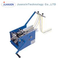 Buy cheap Manual Taped Axial Lead Cutter and Former Machine product
