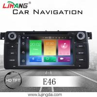 Buy cheap BT 3G WIFI Rear Camera AUX Bmw E90 Dvd Player With Gps Navigation LD8.0-5769 product