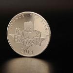 Buy cheap Batman Coin ,Super Hero ,Silver Plated Colorized Coin 1 Oz Token coin, Comics coin for sale product