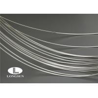Buy cheap ISO9001 Silver Alloy Wire High Electrical Conductivity For Electrical Contacts product