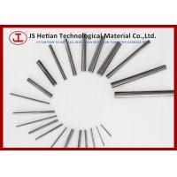 4200 MPa Sintering Cemented Carbide Rods / Bar with CO 12% , Density 14.17 g / cm3