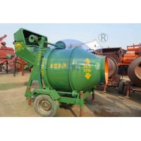 Buy cheap 380V Reversing Drum Electric JZC750 Concrete Mixer 1200L Charging Capacity Durable product