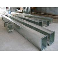 Buy cheap Plain and Embossed Aluminium Foil For Heat Insulating Meterial from wholesalers