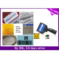 Buy cheap Touch Screen 600DPI batch and date coding inkjet printer for food package, from wholesalers
