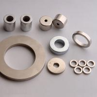 Buy cheap Large Neodymium Ring Magnets with Nickel-copper-nickel Coating product