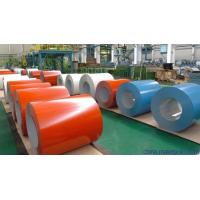 Buy cheap Colour Coated Prepainted Galvalume Steel Coil 0.16mm - 1.6mm Thickness from Wholesalers
