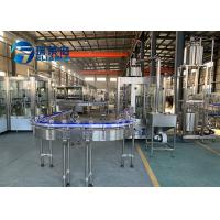 Buy cheap PET Bottle Washing Filling Capping Machine Advanced Production Juice / Tea product