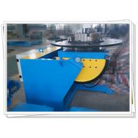 Buy cheap 3000kg Tilt Benchtop Welding Positioner For Pipe Flange Welding product