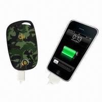 Buy cheap Professional 5,200/8,400mAh Power Bank/Charger for Various Mobile Phones and Devices product