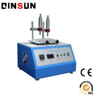 Buy cheap alcohol rubbing testing equipment  for all types of plastic injection products product