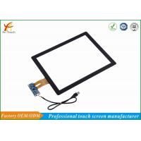 Low Power Smart Home Touch Screen , 15 Inch Touch Panel Scratch Resistant
