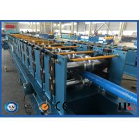 Buy cheap Round Downpipe / Downspout Roll Forming Machine 0.4 - 0.6 mm Sheet Thickness product
