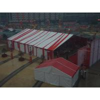 Buy cheap Marquee Party Customized Tents For Events  21 X 30m White PVC Aluminum alloy from Wholesalers
