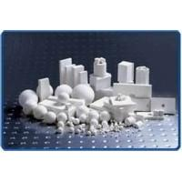 Buy cheap High density metals Resistance Industrial mechanical zirconia ceramic products for shaft product