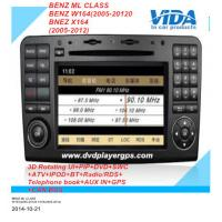 China Android car DVD GPS 3D Wifi for Benz ML CLASS /BENZ W164(2005-2012)/BNEZ X164(2005-2012) on sale