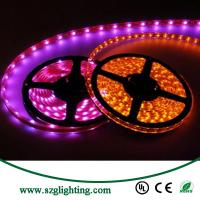 Buy cheap 5050 RGB LED Strip Light Waterproof 12V 60LED/M product