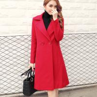 Buy cheap Thickening of ladies wool and cotton turn-down collar coat fashion and casual product