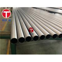 Buy cheap GB/T 30059 Incoloy 800 Inconel 600 Seamless Alloy Steel Pipe For Heat Exchanger Tube product