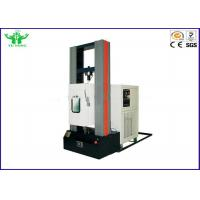 Buy cheap 200 ~ 1100℃ High Temperature Tension Fatigue Testing Machine 150mm product