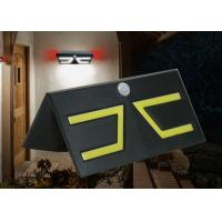 China Hanging Solar Outdoor Wall Lights Motion Activated For Path Yard Above Ground Walkway on sale