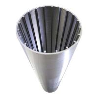 Buy cheap Wire Wraped Wedge Wire Screen Pipes product