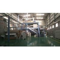 Buy cheap 1600SMS Non Woven Fabric Making Machine For Medical Material , Hygienic Material product