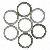 Buy cheap Arc-shaped Sintering NdFeB Magnet, Comes in N35-N50 Grade, with Nickel Coating product