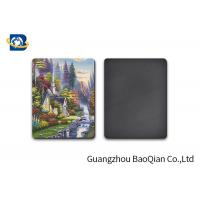 Buy cheap Heidelberg Machine 3D Fridge Lenticular Magnet UV Printing Eco - Friendly Material product