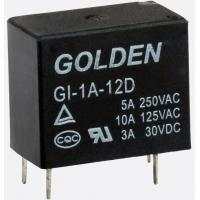 Quality GI JZC-32F 5A General Purpose Relay 12V 5 Pin Relay with 48VDC Coil Voltage for sale