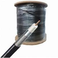 Buy cheap 95% AL Braiding RG59 CATV Coaxial Cable 20 AWG CCS Conductor CM Rated PVC Jacket product