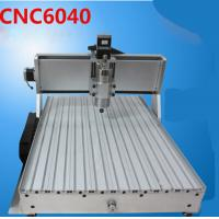 Buy cheap Professional CNC 6040z 3D Engraver Engraving Machine Water Cooled CNC Router with 4th Rota product