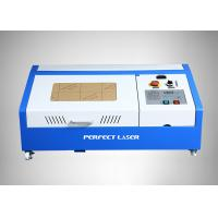 Buy cheap Acrylic Plastic Wood PVC Board Co2 laser Engraver Rubber Stamper For Non - Metal product