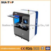 Buy cheap Small size metal laser cutting machine , Fiber laser cutting equipment product