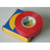Buy cheap UL / CSA  Red Heat Resistant Tape Flame Retardant For Dispensers product