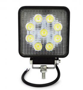 Buy cheap 27 Watt LED Working Lights Water proof IP 67 Auto Car Lighting product