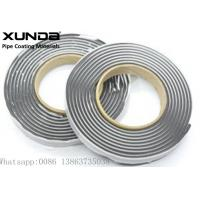 Buy cheap Double Sided Butyl Rubber Self Adhesive Sealing Tape Waterproof / Sealing product