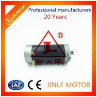 China 48Volt 1.2KW Brush Permanent Magnet DC Motor OD 80mm IE4 Efficiency on sale